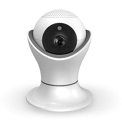 SJZV Cámara Web HD 1080p Rotar en Interiores Teléfono ...