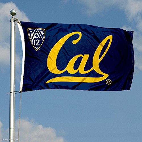 University of California PAC 12 Flag and Banner