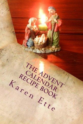 The Advent Calendar Recipe Book