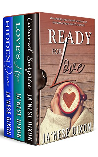 Ready for Love: A Friends to Lovers Romance Box Set by [Dixon, Ja'Nese]