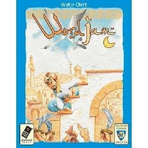 Word Jam Card Game