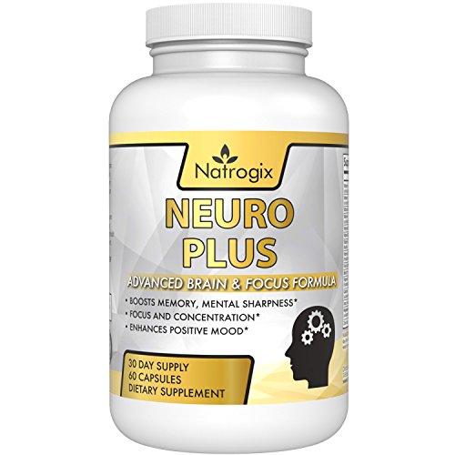 Natrogix Neuro Plus Nootropic Concentration product image