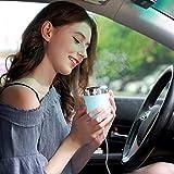 LtrottedJ Mini Air Humidifier,USB Purifier Home Office Car Steam...