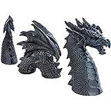 Design Toscano Dragon of Falkenberg Castle Moat Lawn Statue