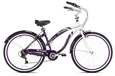 Kent Oakwood Women's Cruiser Bike, 26-Inch