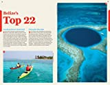 Front cover for the book Lonely Planet Belize by Mara Vorhees