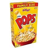Kellogg's Corn Pops, Breakfast Cereal, Original, Family Size, 19.1 oz Box For Sale