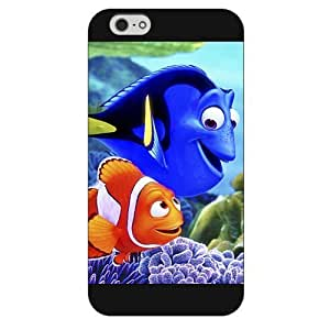 Customized Black Frosted Disney Finding Nemo Case Cover For HTC One M9 Only fit Case Cover For HTC One M9