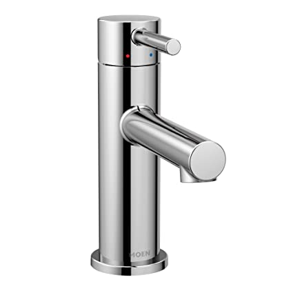 Moen 6190 Align One Handle High Arc Bathroom Faucet Chrome