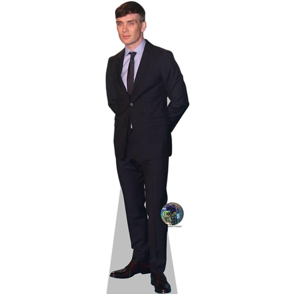 Cillian Murphy (corbata) cartón (LifeSize o Mini tamaño). Pie. Se ...