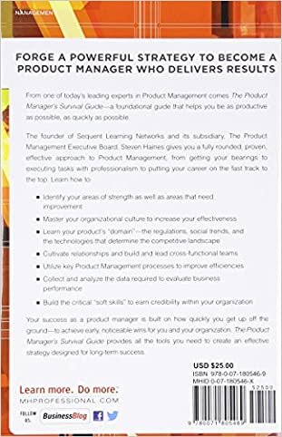 The Product Manager's Survival Guide: Everything You Need to Know ...