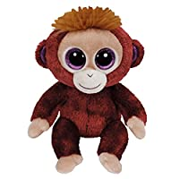 Ty Beanie Boo Plush - Boris The Monkey 15 Centimetres