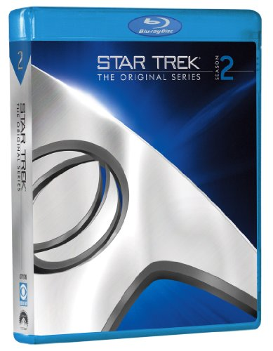 Star Trek: The Original Series: Season 2 [Blu-ray] (Star Trek The Original Series The Changeling)