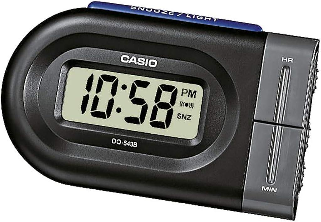 Casio Reloj Despertador DQ-543B-1EF