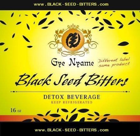 Original Black Seed Bitters - 32 Oz. (Black Tonic)