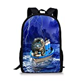 Best GENERIC 1st Birthday Gifts For Boys - Generic Stylish Printing School Backpack for Students Review