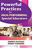 img - for Powerful Practices for High-Performing Special Educators book / textbook / text book