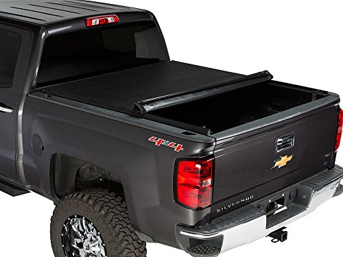 truck bed cover chevy silverado - 9