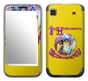 Zing Revolution MS-JIMI10275 Jimi Hendrix - Are You Experienced Cell Phone Cover Skin for Samsung Galaxy S 4G (SGH-T959V)