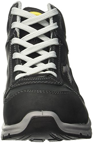 Diadora Run High S3 Esd, Zapatos de Trabajo Unisex Adulto Negro (Nero)