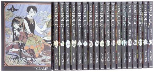 ×××HOLiC コミック 全19巻 完結セット (KCデラックス)
