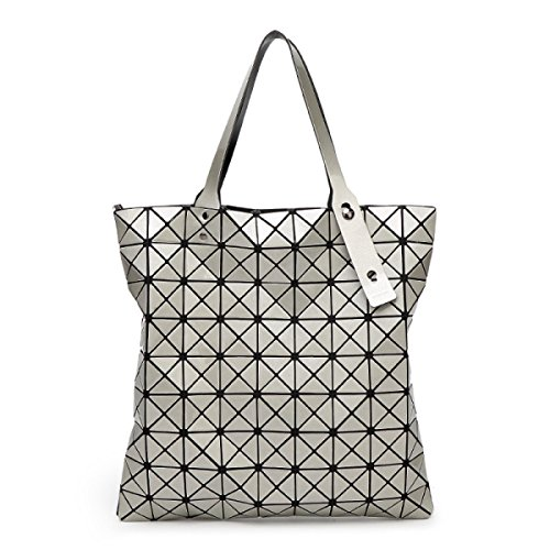 Big Forme Géométrique Diamant silver Bag Cube Rubik's Bag De Portable Shoulder En Forfait wBqdxEvw