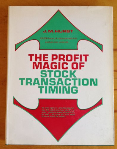 The profit magic of stock transaction timing by Prentice Hall
