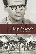 My Search by Josef Ben-Eliezer (2014-05-25)…