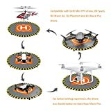 DJI Mavic Air Landing Pad RCGEEK Launch Pad With LED Lights Extensible for DJI Mavic Air Spark Mavic Pro RC Mini FPV Helicopters Quadcopters Drones