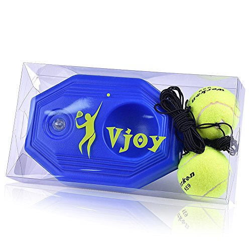 Mua Tennis Ball Trainer, Vjoy Tennis Base with A Rope Self-study