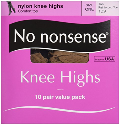 No Nonsense Womens Pantyhose Reinforced product image