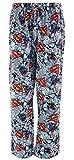 DC Comics Men's Superman Comic Strip Cotton Pajama Pants
