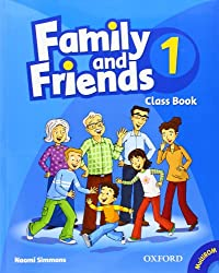 Family and Friends 1 : Class Book (1Cédérom)