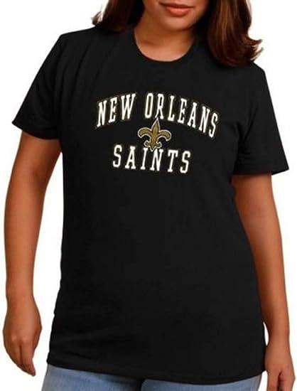 women's plus size saints shirts