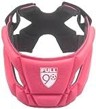 Full90 Sports Select Soccer Headgear, Red, Medium