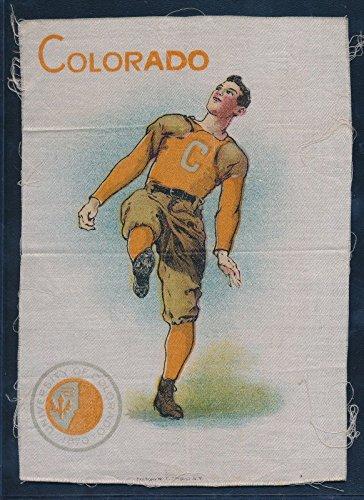 1910 S22 Murad College Large Silks University of Colorado Football Player 28277