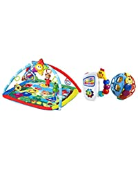 Baby Einstein Caterpillar and Friends Play Gym with Take Along Tunes & Bendy Ball BOBEBE Online Baby Store From New York to Miami and Los Angeles
