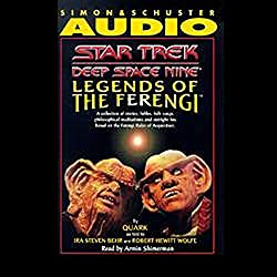 Star Trek, Deep Space Nine: Legends of the Ferengi (Adapted)