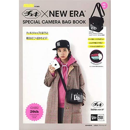 チェキ × New Era CAMERA BAG BOOK 画像