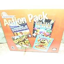 Action Pack: Missle Command/The Next Tetris/Break Out/Pac-man