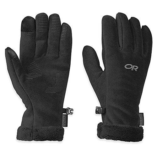 勘違いするゴールデン人工的な[アウトドアリサーチ] レディース 手袋 Outdoor Research Women's Fuzzy Sensor Gl [並行輸入品]