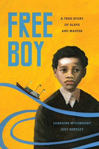 Free Boy: A True Story of Slave and Master (V. Ethel Willis White Books)