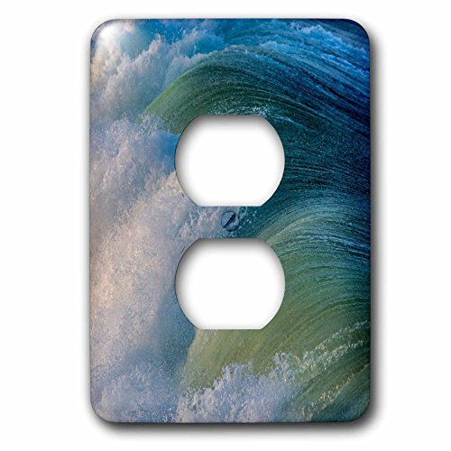 Danita Delimont - California - Surfs up at Pismo Beach, California, USA - Light Switch Covers - 2 plug outlet cover - Beach Outlet Pismo