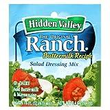Hidden Valley The Original Ranch Salad Dressing Mix - Buttermilk - 0.4 oz