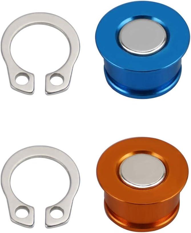 NO LOGO 1set Motorrad-Tacho//Kilometerz/ähler Rotor Magnet passend for KTM125-530 XC//XC-W//XC-W TPI//XC-W Sechs Tage//XCF-W//EXC//EXC Six Days//EXC-F 2003-2020 Farbe : Orange