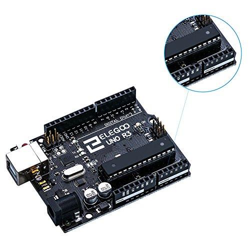 Elegoo Uno R3 Board Atmega328p Atmega16u2 With Usb Cable