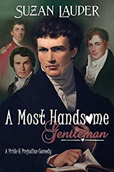 A Most Handsome Gentleman by [Lauder, Suzan]
