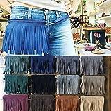 Fanny pack, Fringe hip bag, fringe fanny pack, beltpack, Cowgirl, leather little Clutch with adjustable strap hip pack