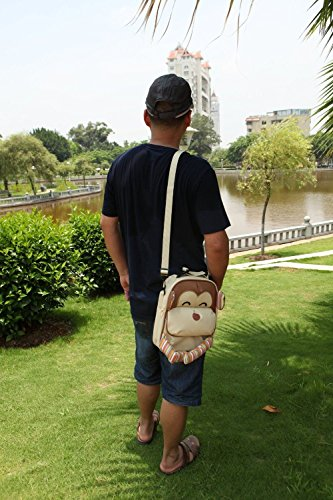 Multifunctional Kids Backpack Cooler School Monkey Naughty bag Cool Rucksack Preschool Animal Way 3 Bag 3 Toddler Lunchbox Babyhugs Monkey Lunch Naughty Way Yq6dYB8