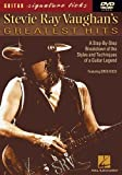 Stevie Ray Vaughan's Greatest Hits - Signature Licks DVD by Hal Leonard Corp